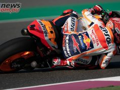 MotoGP Rnd Qatar Friday Marc Marquez