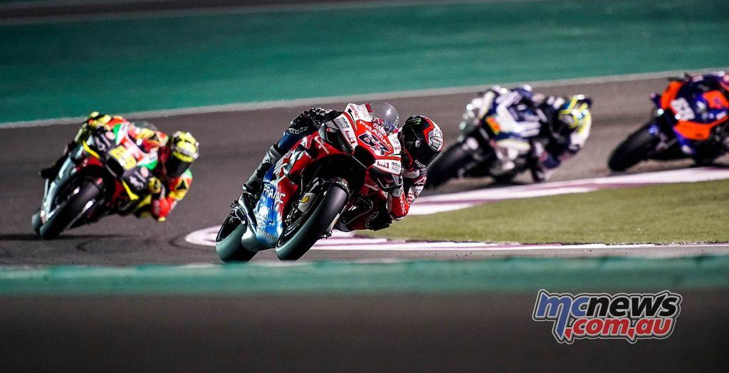 MotoGP Rnd Qatar Qualifying Bagnaia