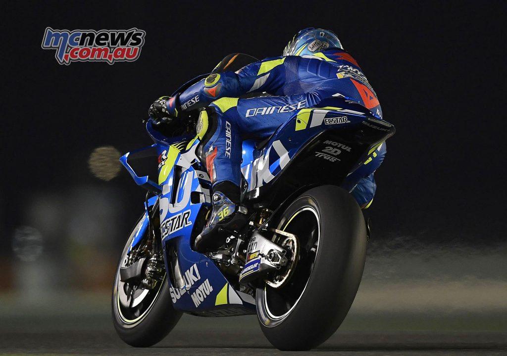 MotoGP Rnd Qatar Qualifying Mir
