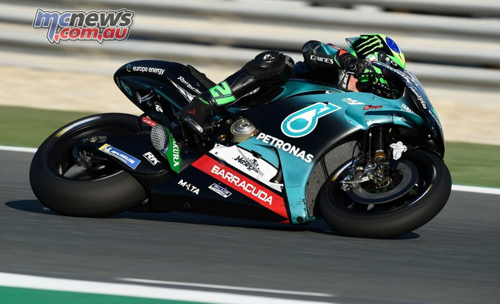 MotoGP Rnd Qatar Qualifying Morbidelli