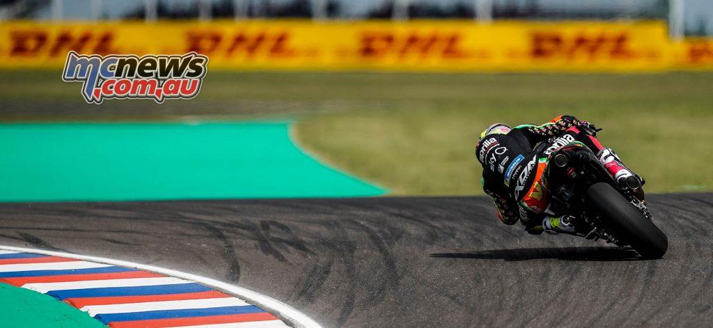 MotoGP Rnd Argentina Friday Aleix Espargaro