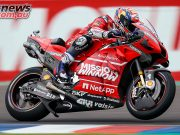 MotoGP Rnd Argentina Friday Dovizioso