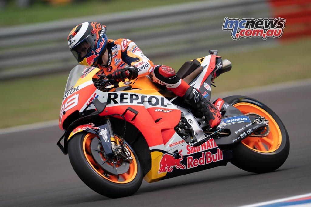 MotoGP Rnd Argentina Friday Lorenzo