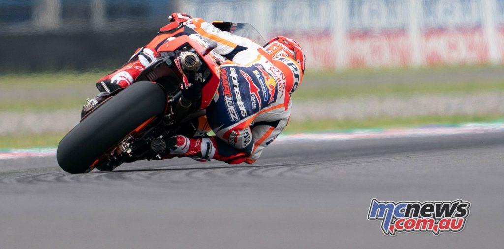 MotoGP Rnd Argentina Friday Marquez