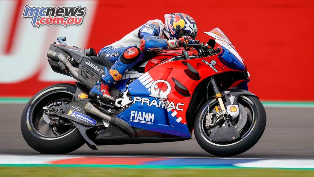 MotoGP Rnd Argentina Friday Miller