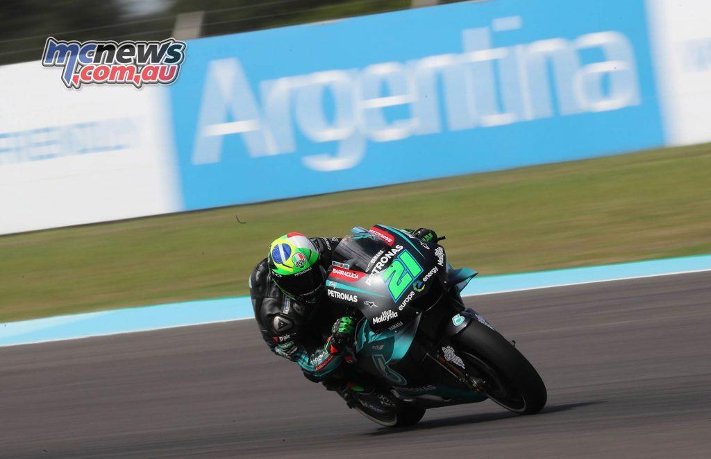 MotoGP Rnd Argentina Friday Morbidelli