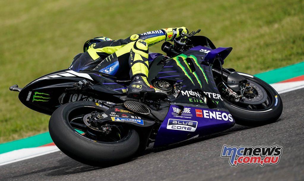 MotoGP Rnd Argentina Friday Rossi