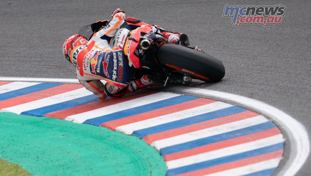 MotoGP Rnd Argentina QP Marquez