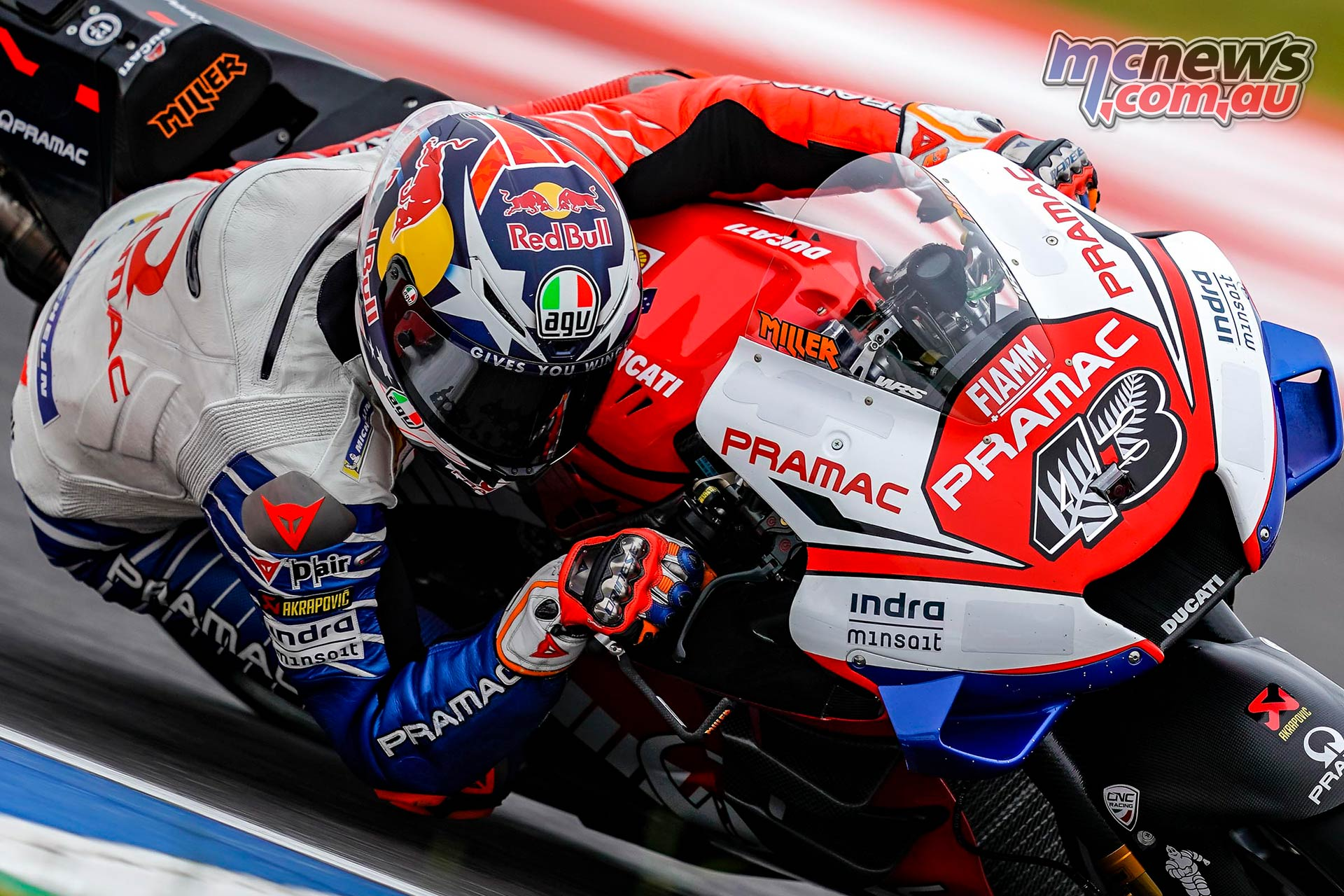 MotoGP Rnd Argentina QP Miller