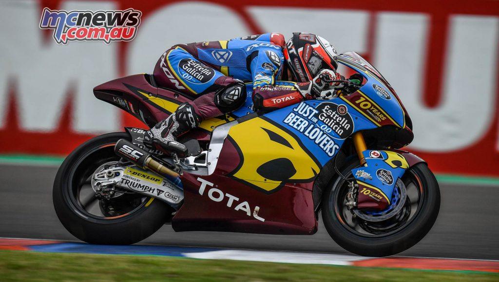 MotoGP Rnd Argentina QP Moto Xavi Vierge