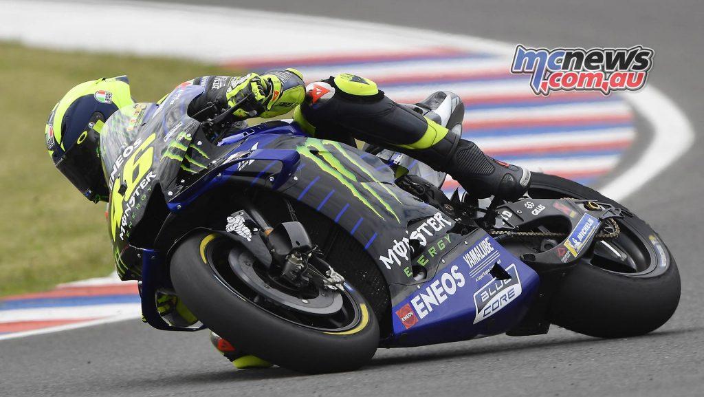 MotoGP Rnd Argentina QP Rossi