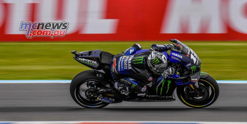 MotoGP Rnd Argentina QP Vinales