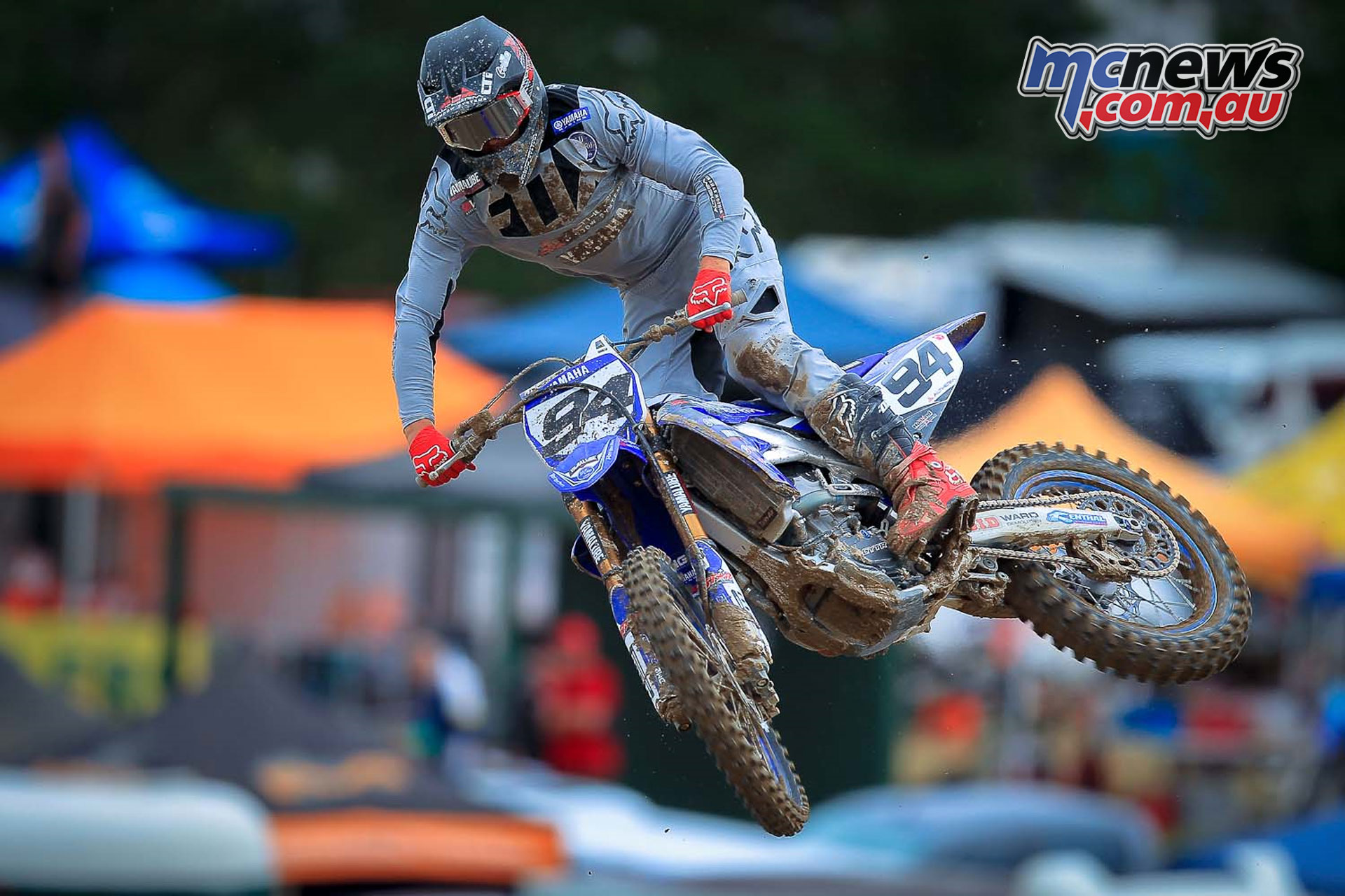 NZ MX Champs Kayne Lamont final round MX Champs Taupo