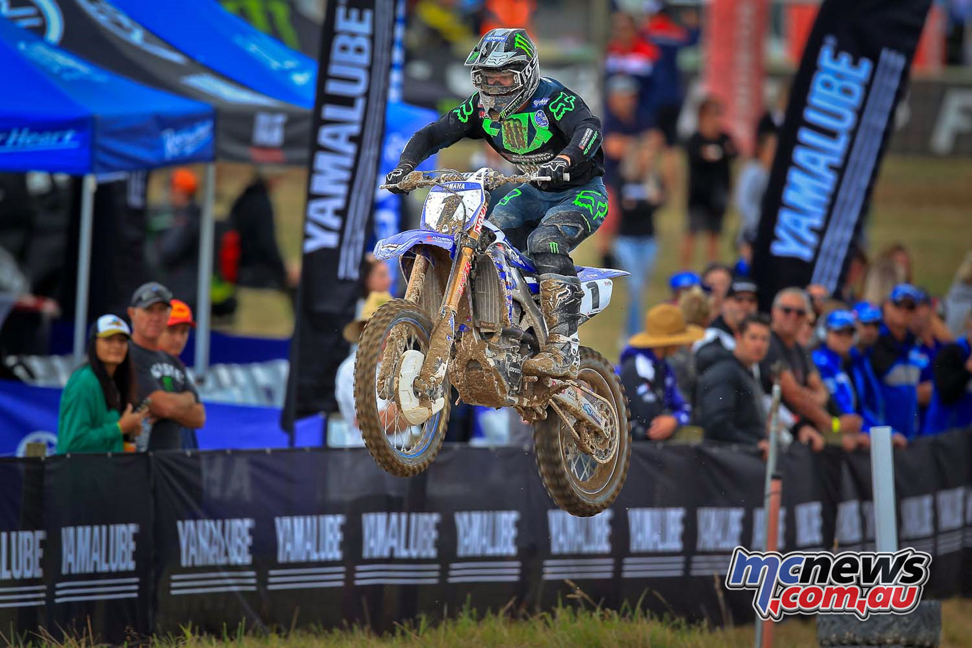 NZ MX Champs Kirk Gibbs final round MX Champs Taupo