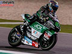 Qatar Test Moto Remy Gardner
