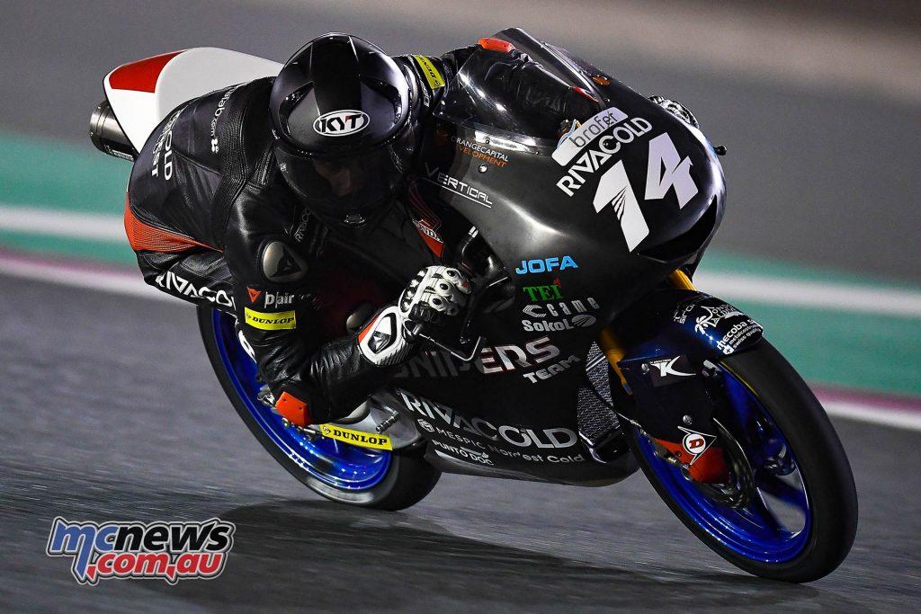 Qatar Test Moto Arbolino