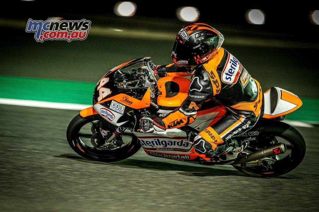 Qatar Test Moto Canet