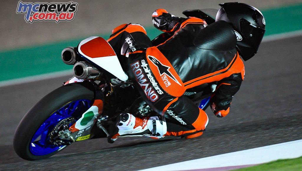 Qatar Test Moto Fenati