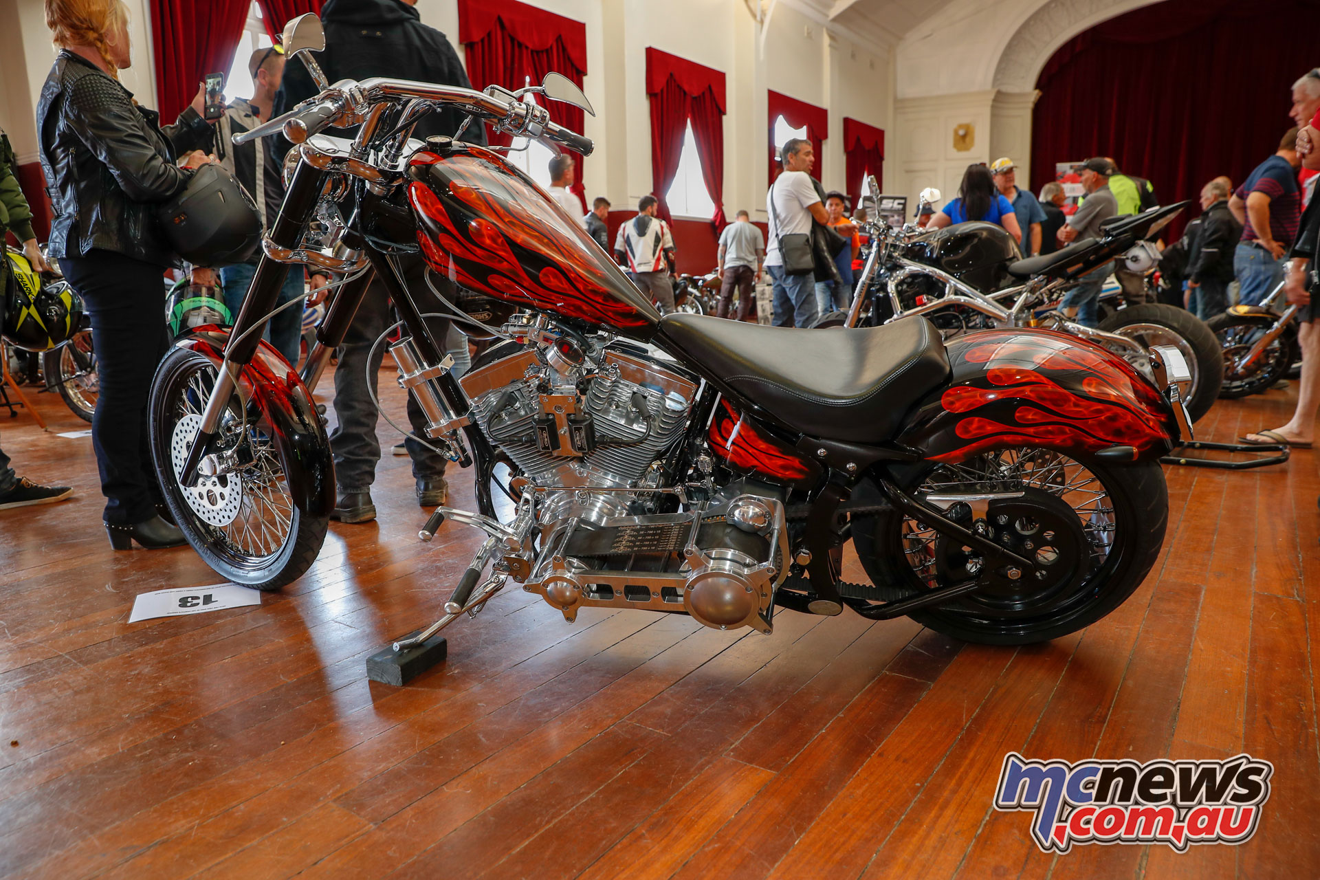 York Motorcycle Festival Show and Shine