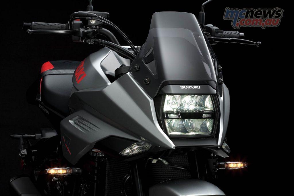 Suzuki Katana Lights Cowl