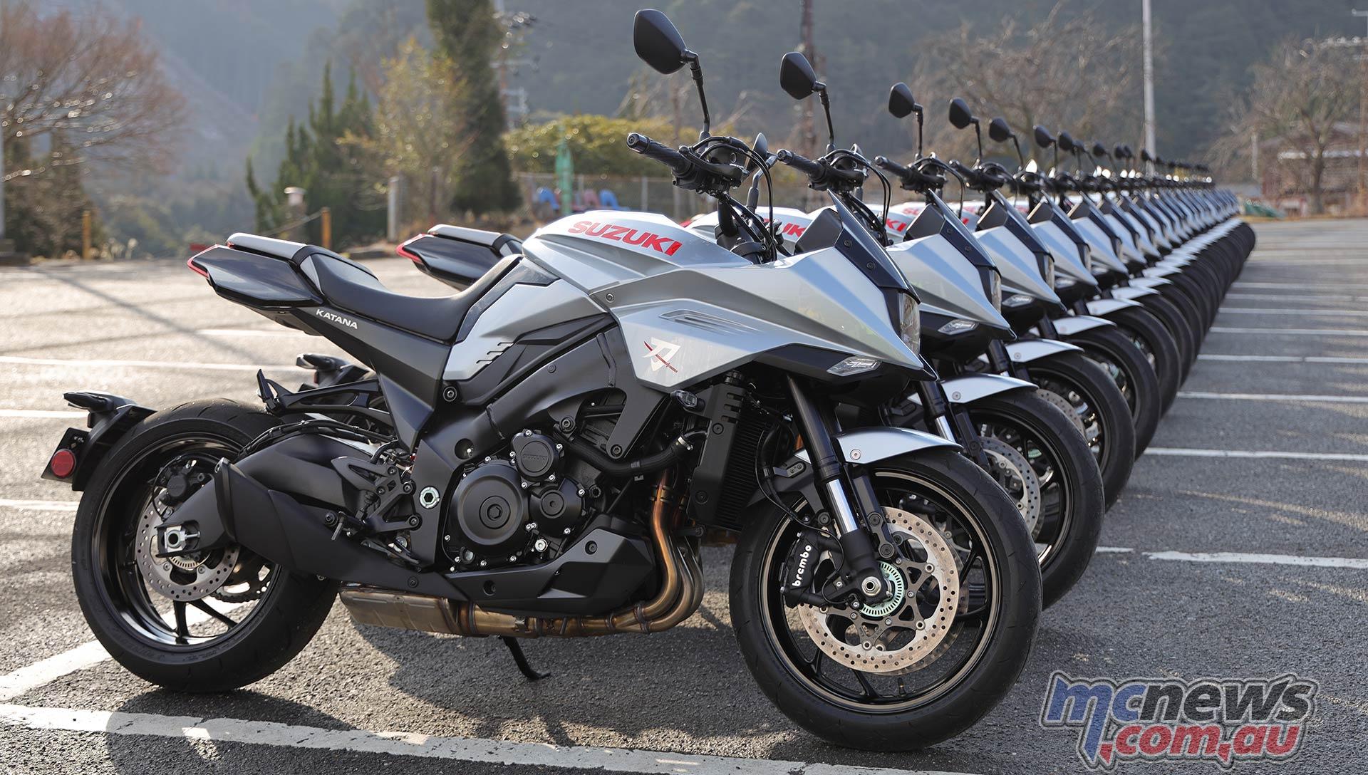 2020 suzuki katana review motorcycle tests mcnews com au suzuki b-king 2020  suzuki katana