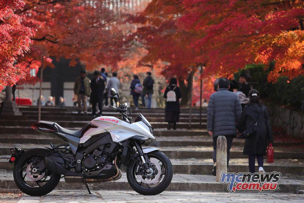 Suzuki Katana Silver RHS