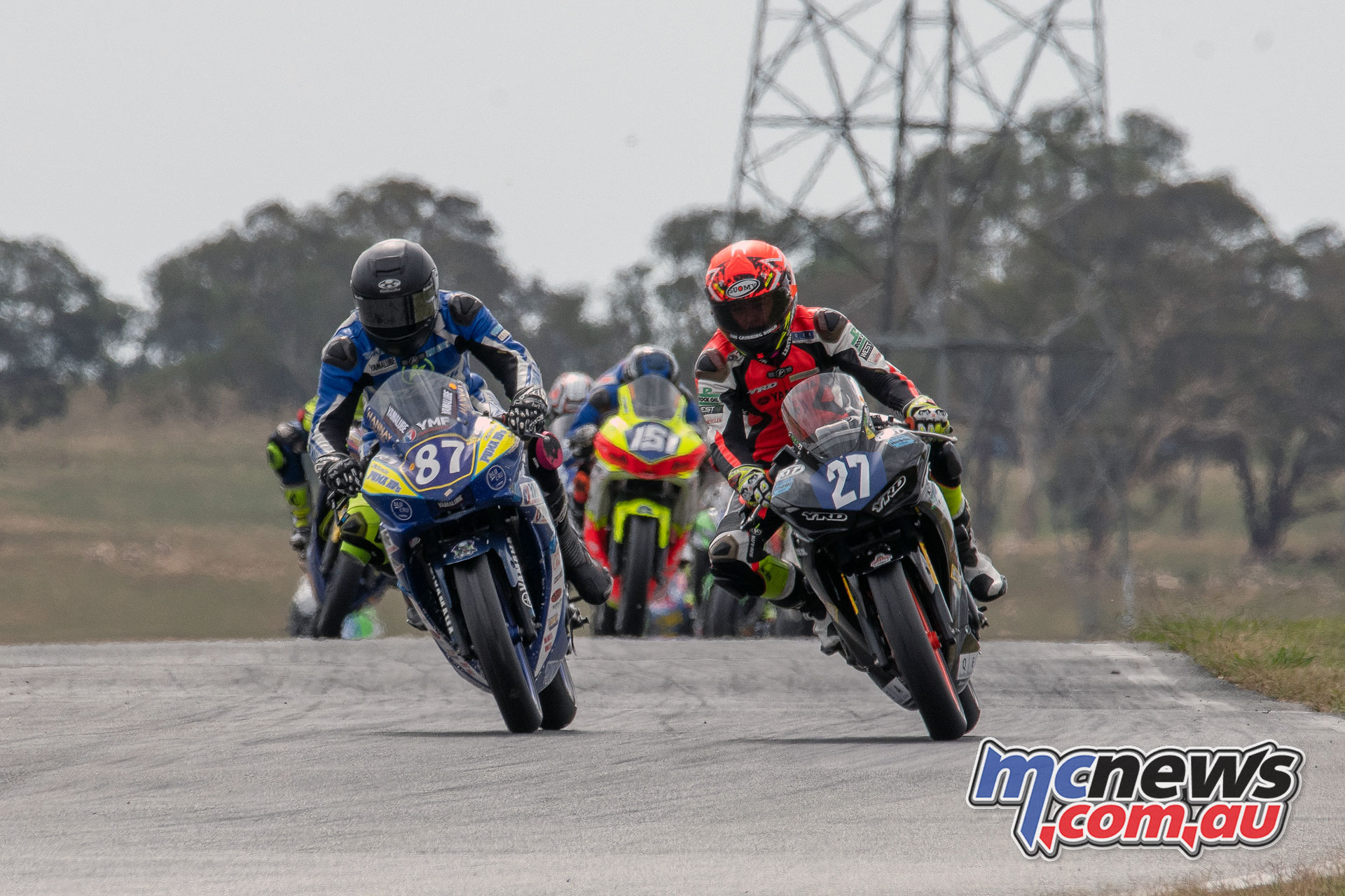 ASBK Rnd Wakefield SS R Max Stauffer Locky TAYLOR Zac LEVY RM