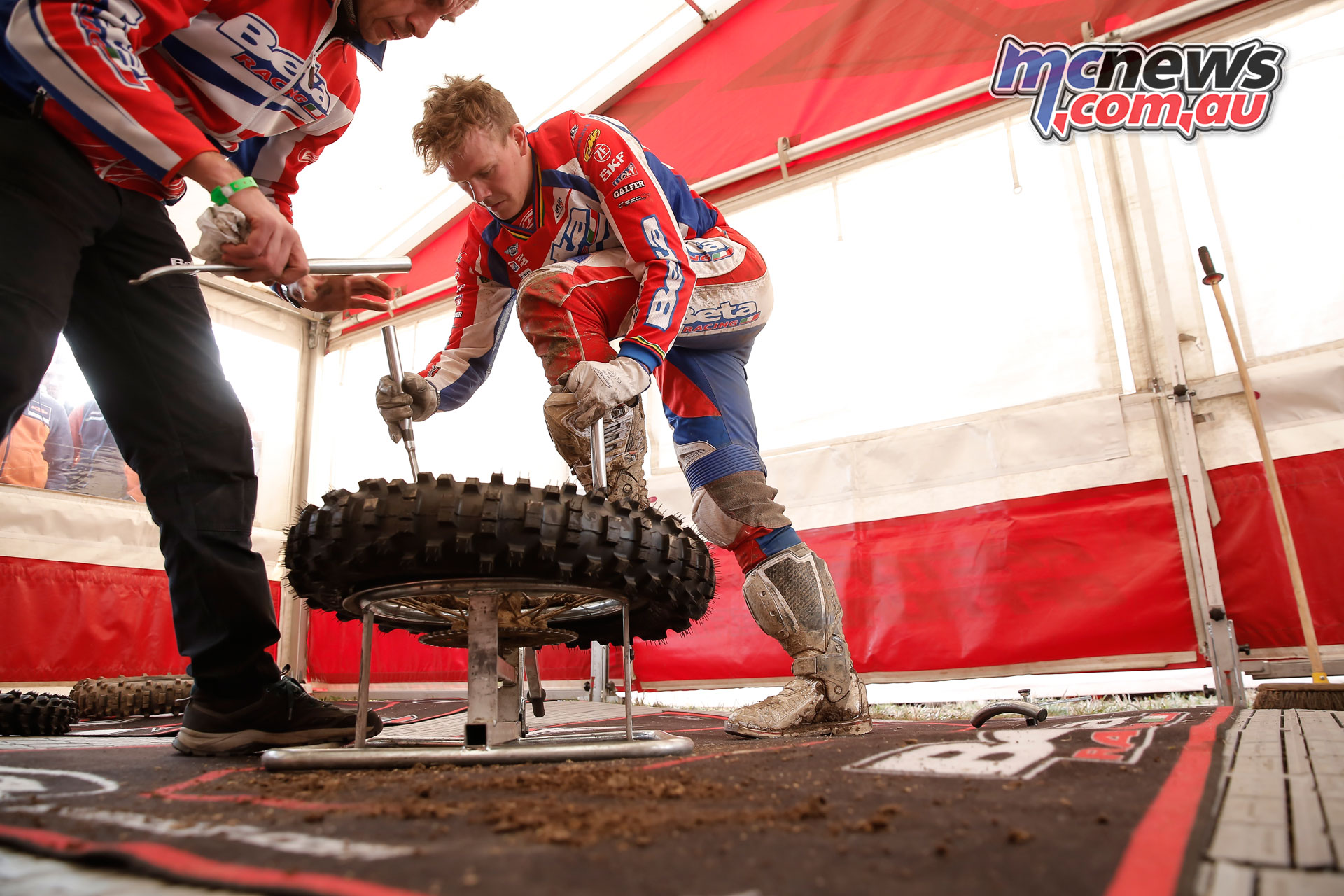 EnduroGP Rnd Germany Steve Holcombe