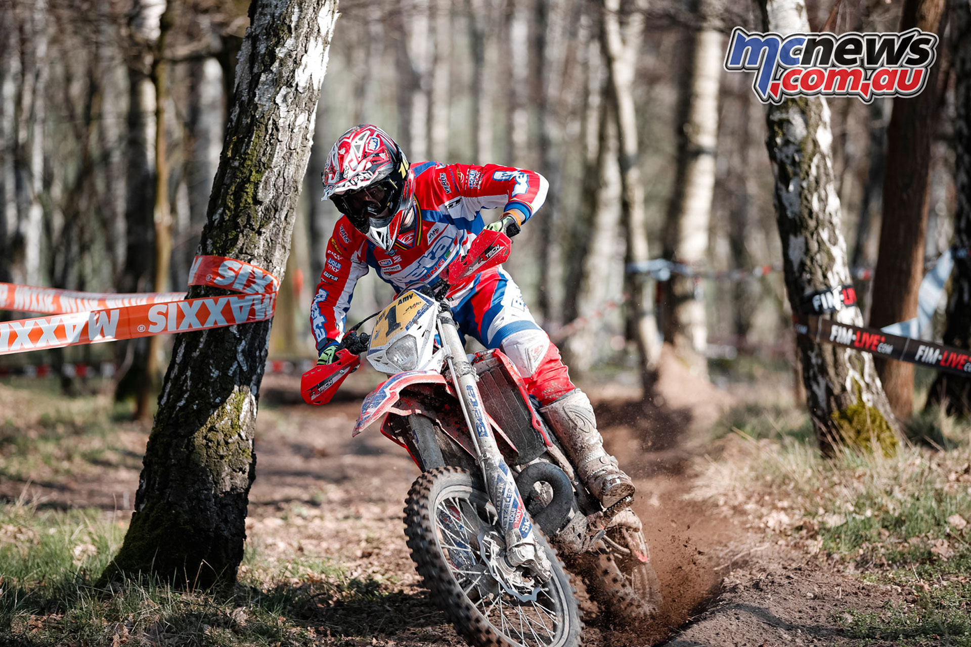 EnduroGP Rnd Germany Steve Holcombe FM