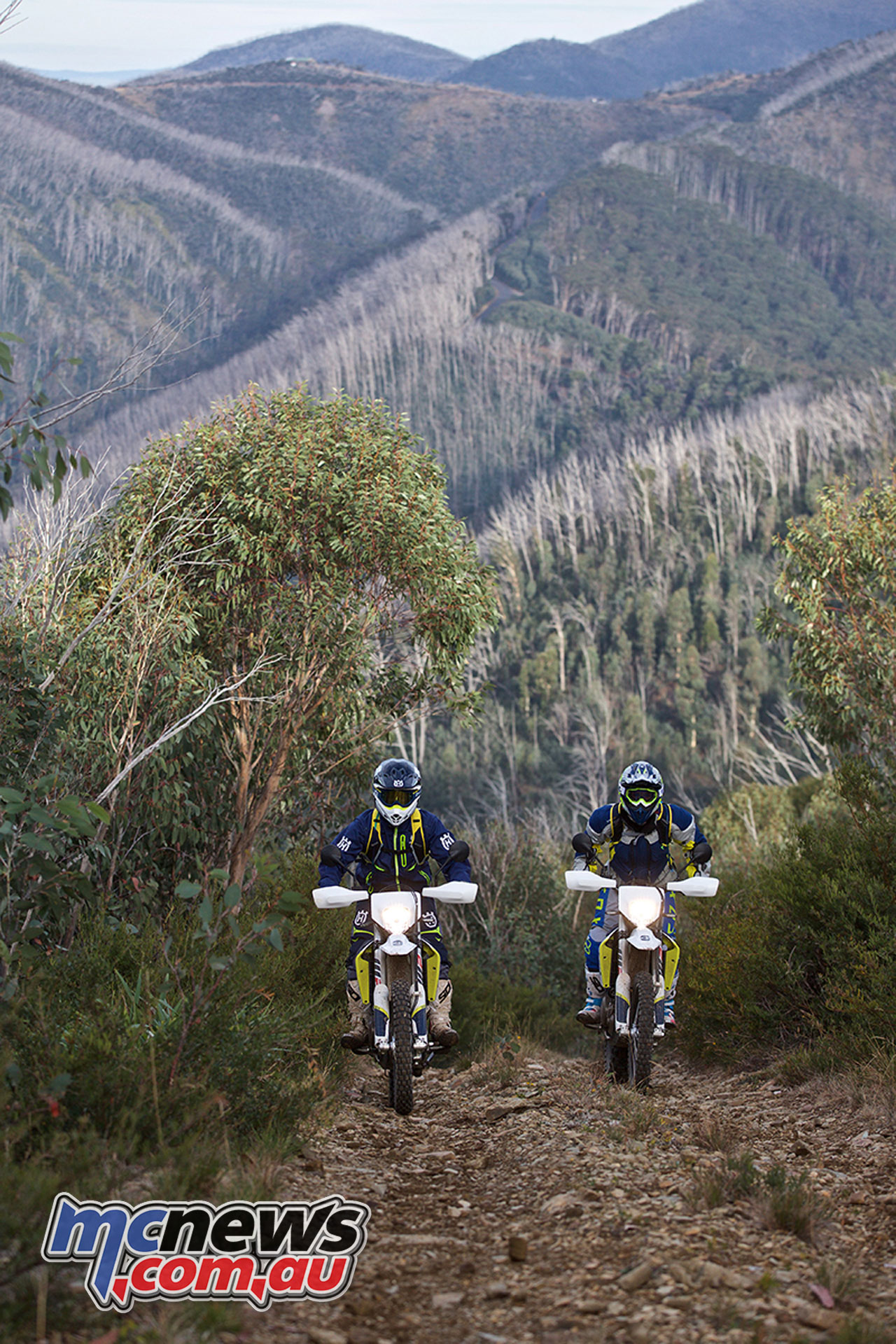 Husqvarna High Country Adventure Enduro Trek