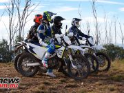 Husqvarna High Country Adventure Enduro Trek