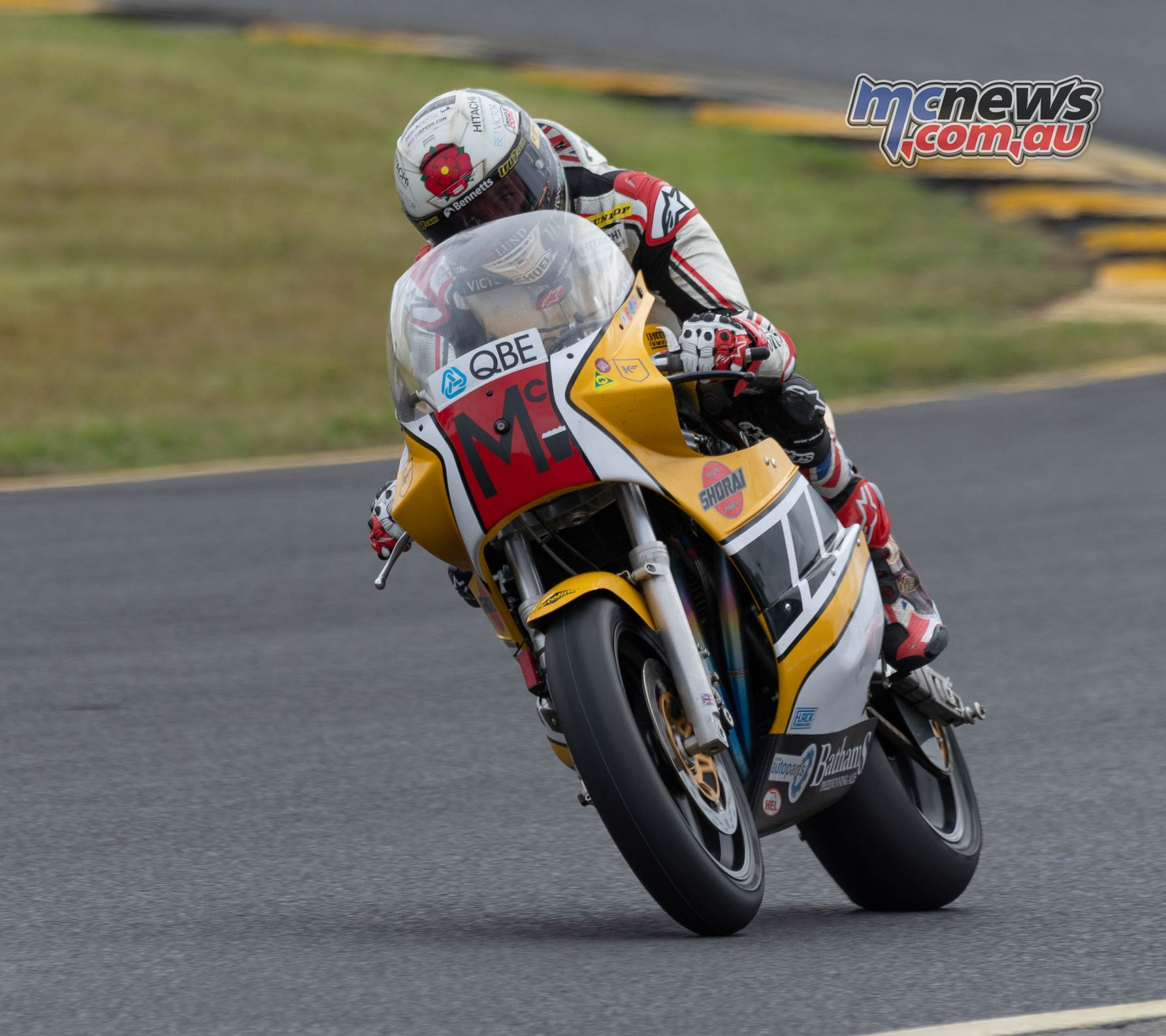 INTERFOS RbMotoLens John McGuinness