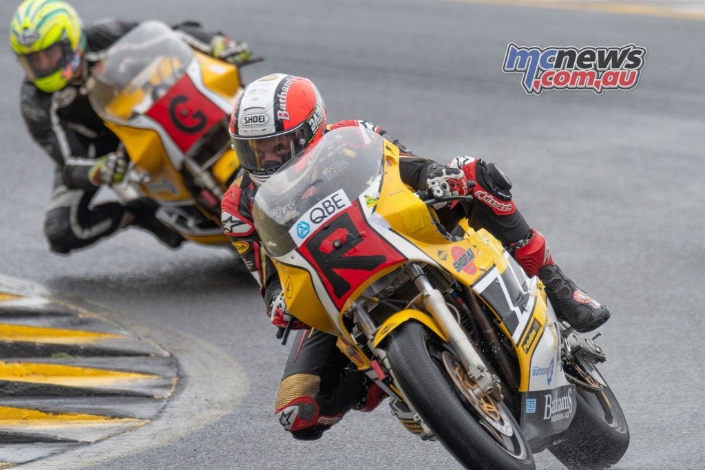INTERFOS RbMotoLens Michael rutter