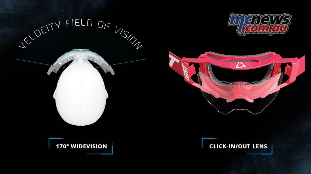 Leatt Goggles Tech