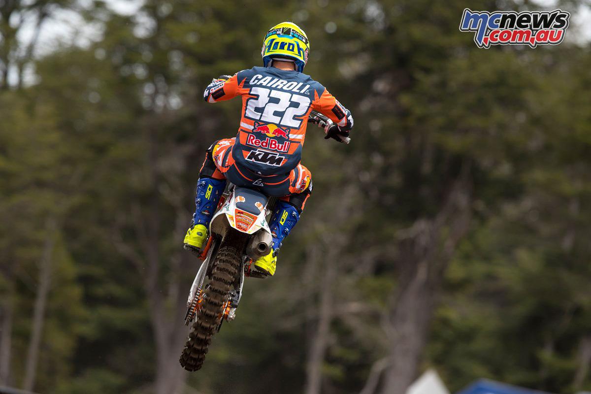 MXGP Rnd Patagonia Tony Cairoli RA