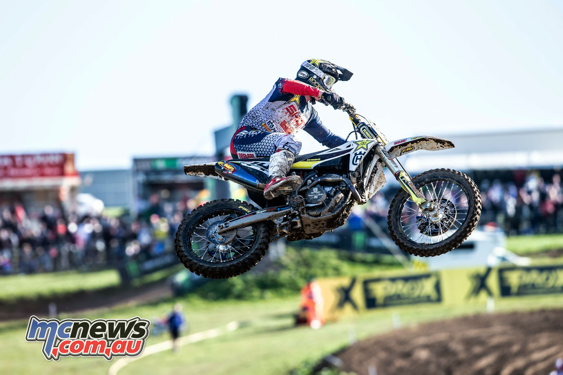 MXGP Rnd Britain Jed Beaton