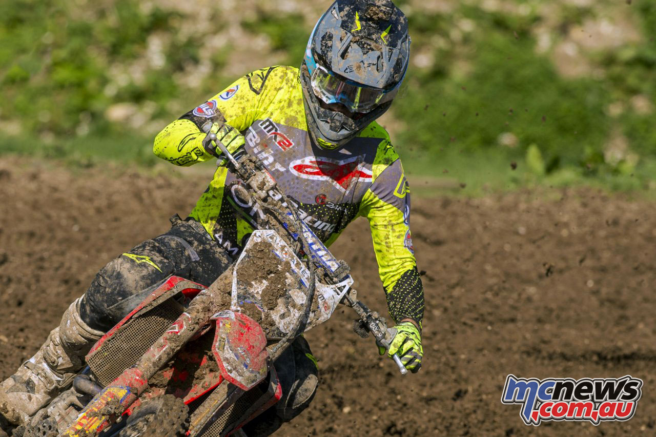 MXGP Rnd Britain Mitch Evans