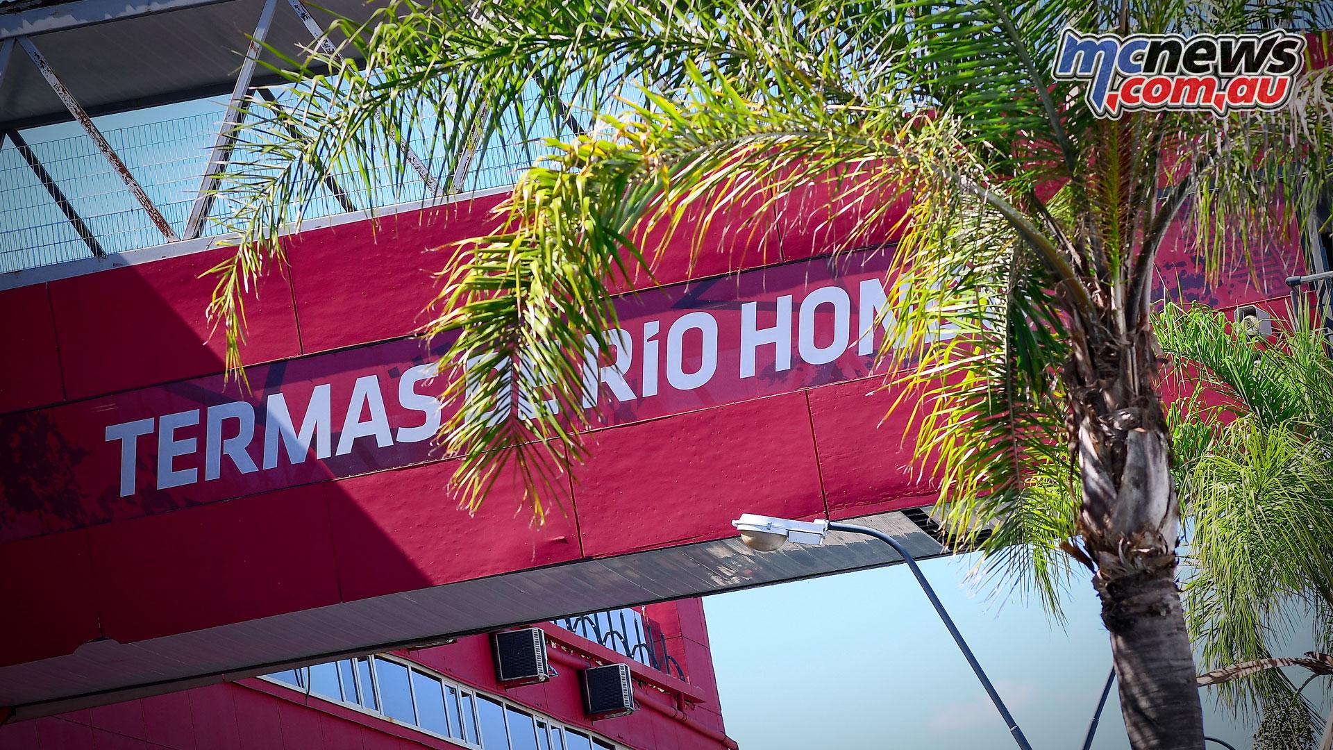 MotoGP Preview Argentina Rnd