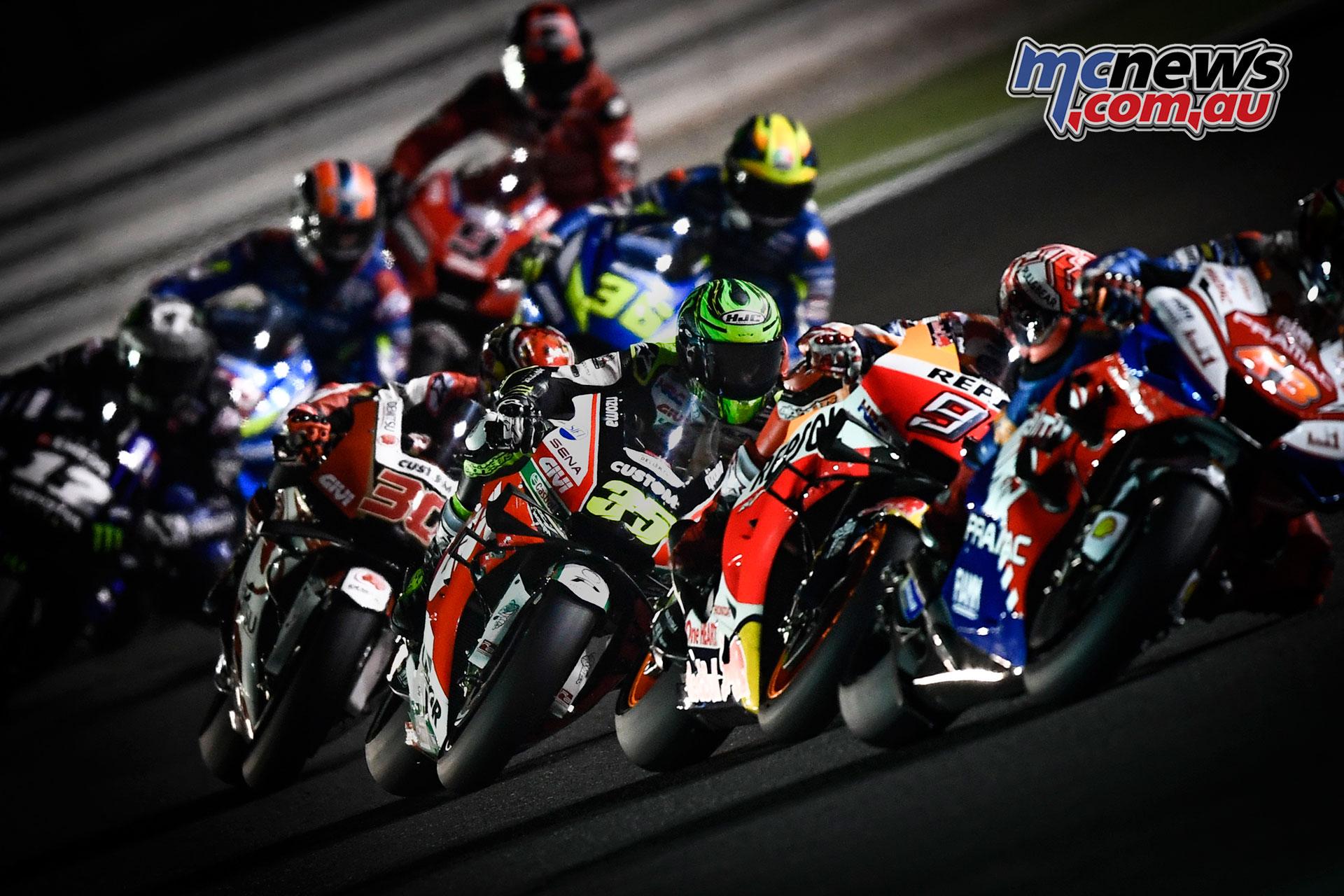 MotoGP Qatar Rnd Crutchlow