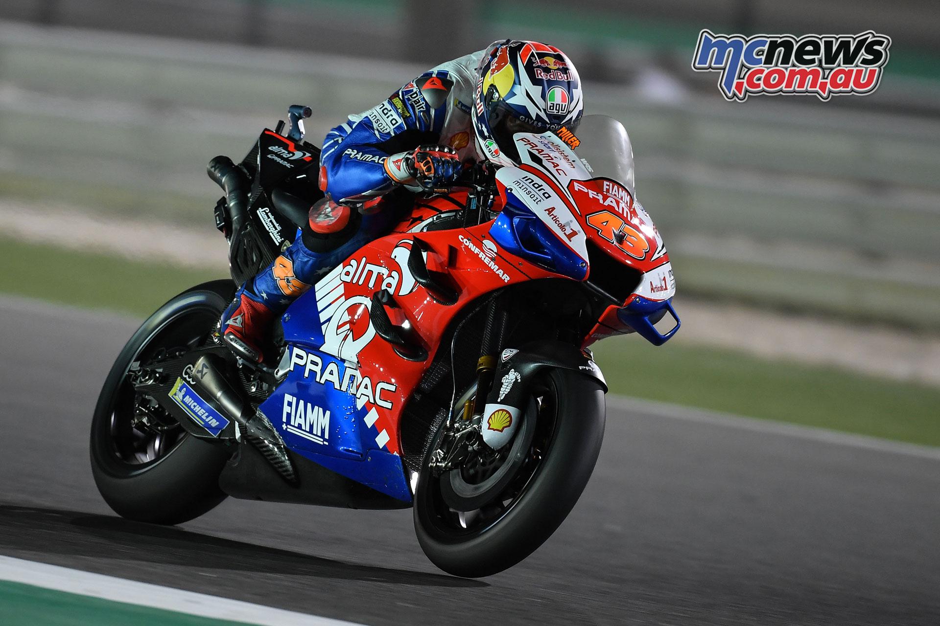 MotoGP Qatar Rnd Jack Miller