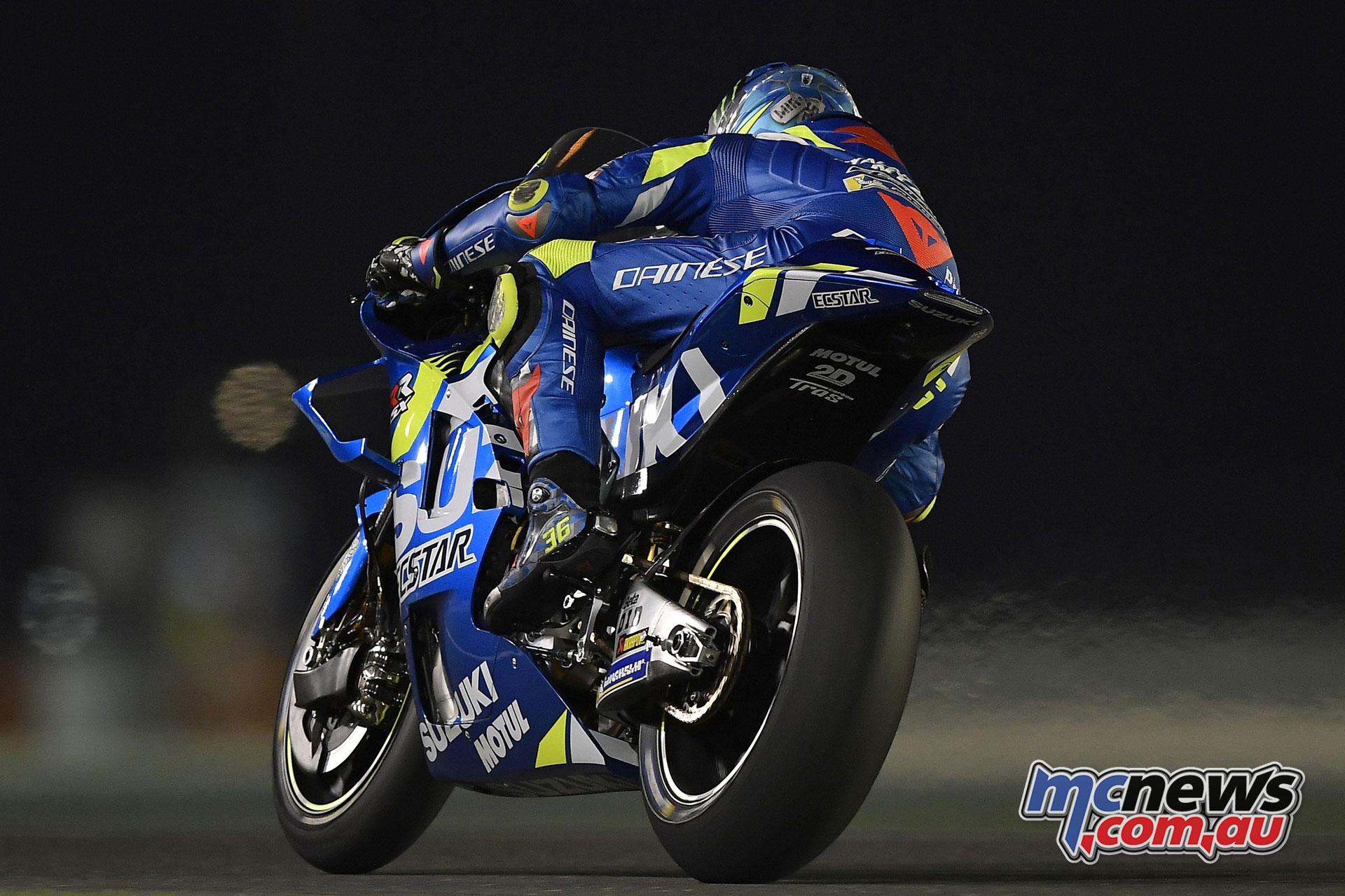 MotoGP Qatar Rnd Joan Mir