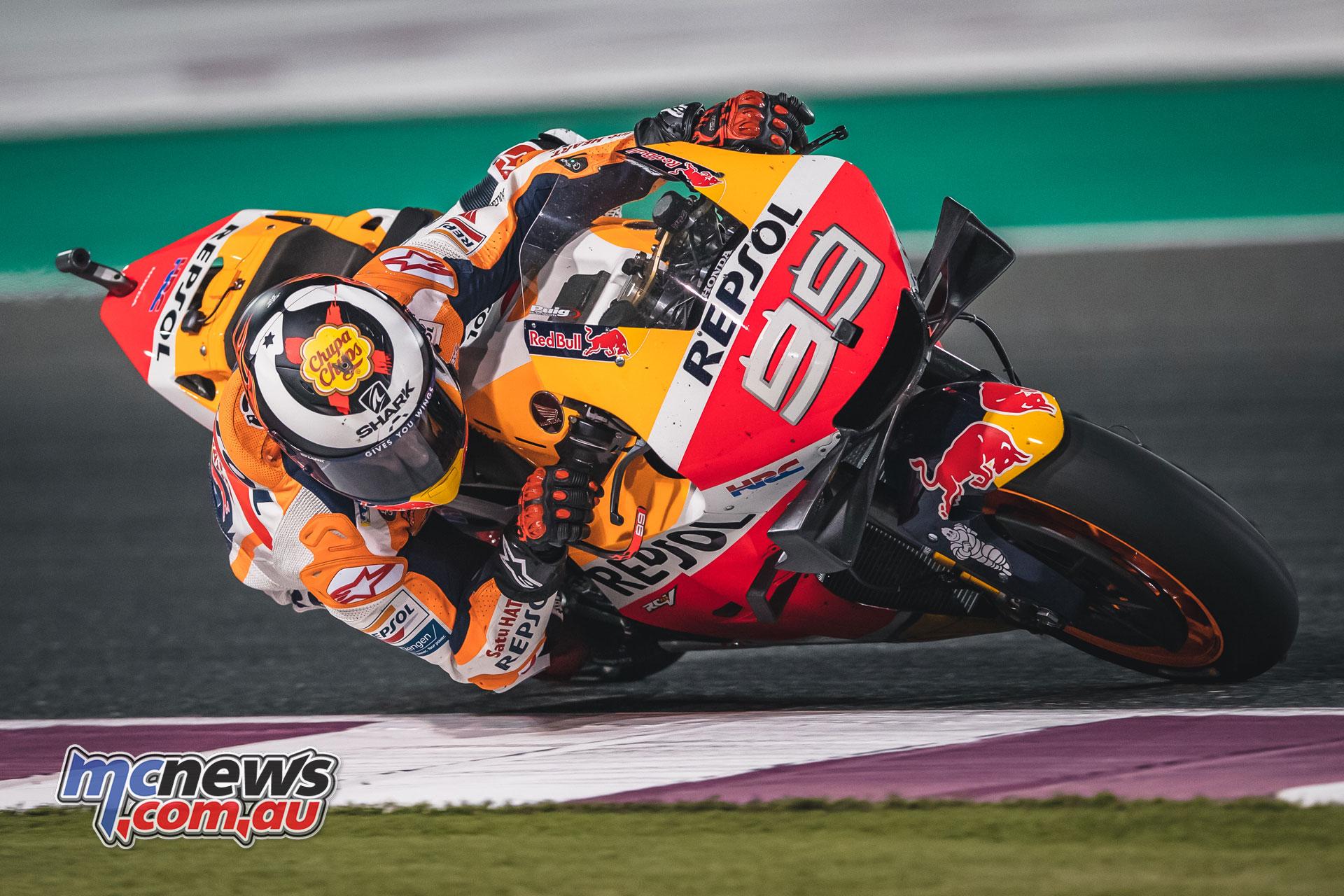 MotoGP Qatar Rnd Lorenzo