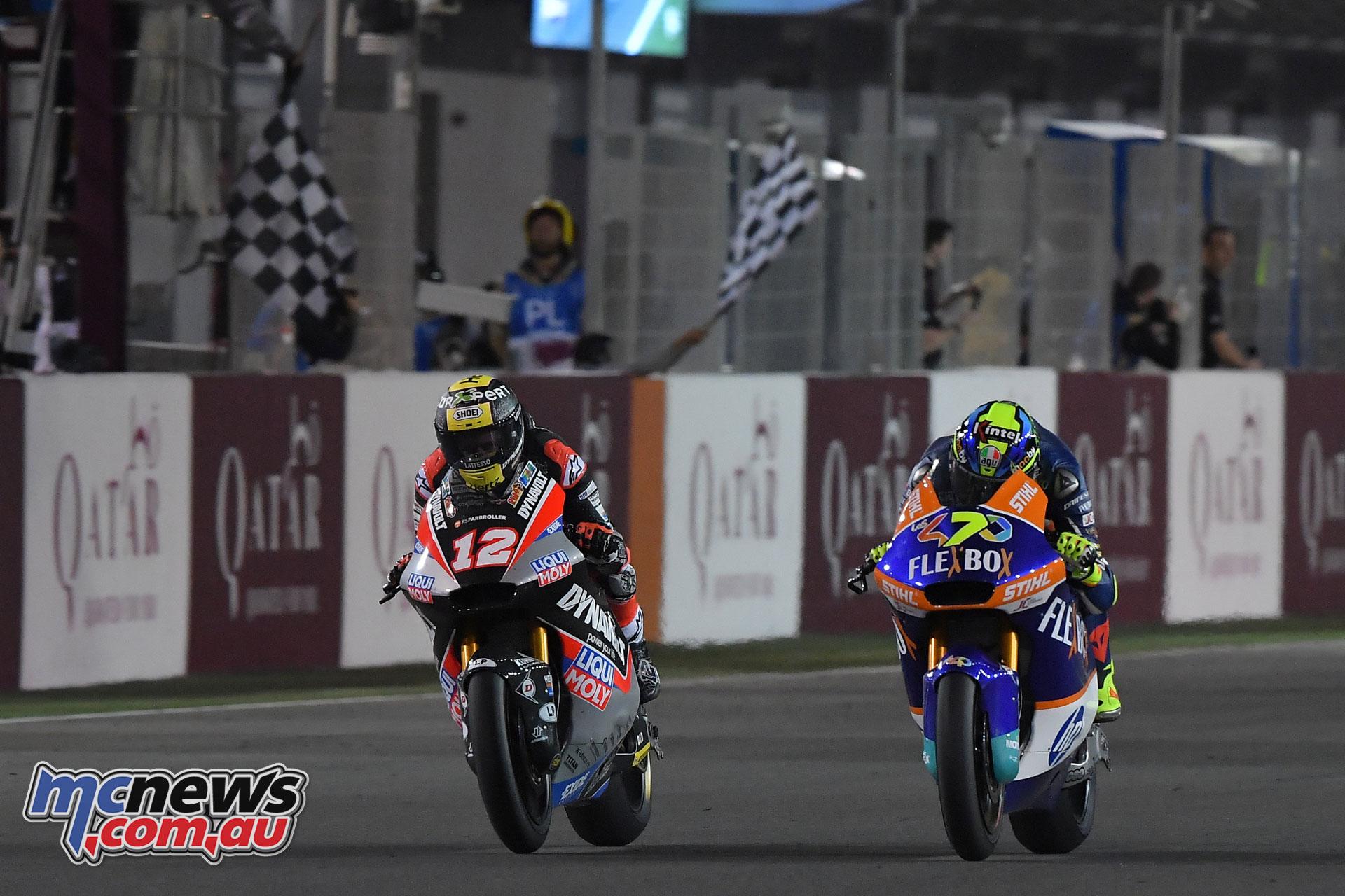 MotoGP Qatar Rnd Lorenzo Baldassarri
