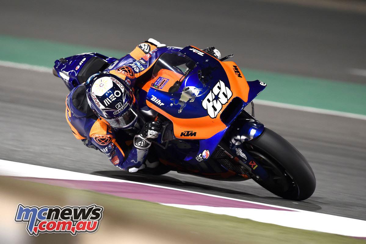 MotoGP Qatar Rnd Miguel Oliveira