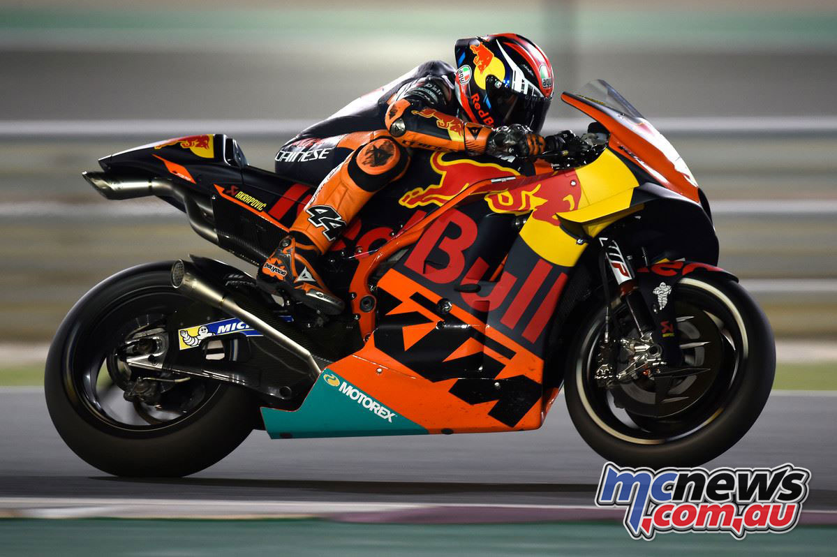 KTM MotoGP VIP Package for Phillip Island GP | MCNews.com.au