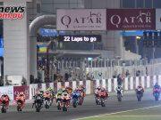MotoGP Qatar Rnd Start