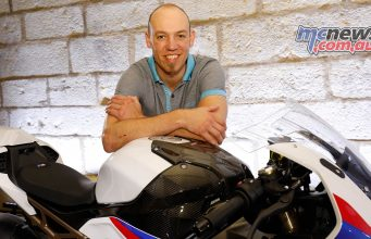 Peter Hickman BMW S RR