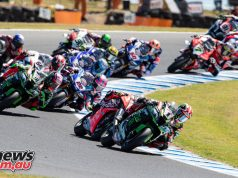 Phillip Island Saturday WorldSBK Rea GB