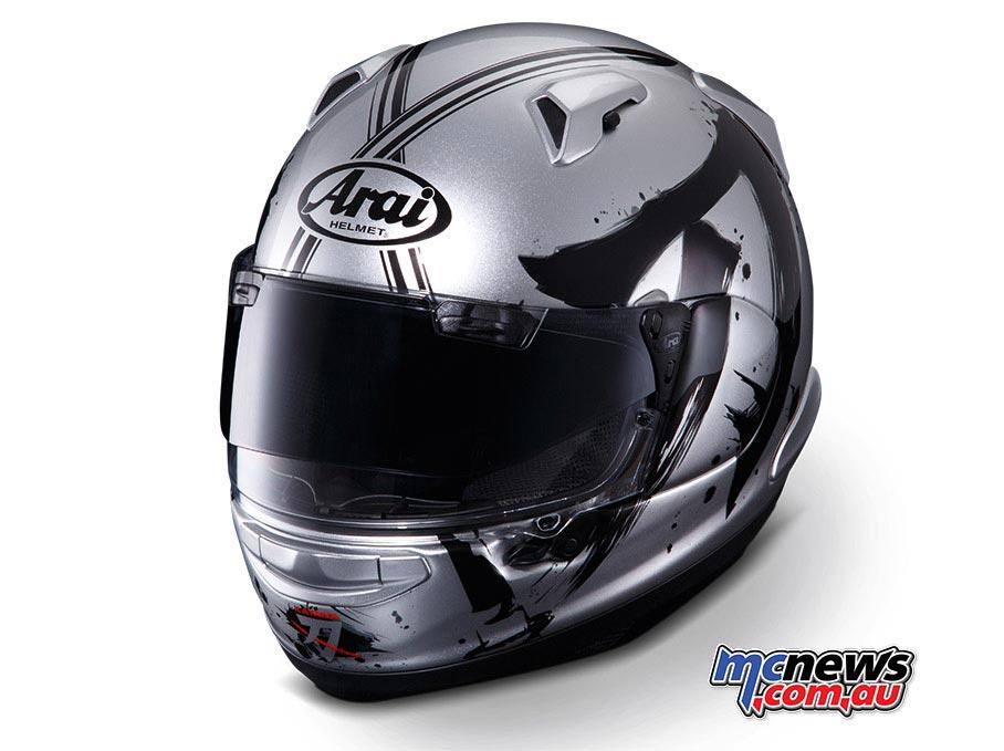 Suzuki Katana Accessories Arai Helmet