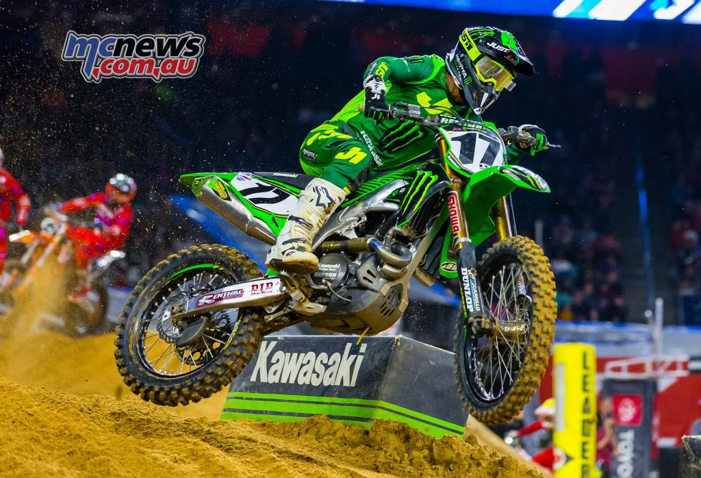 AMA SX Rnd Savatgy JK SX Houston